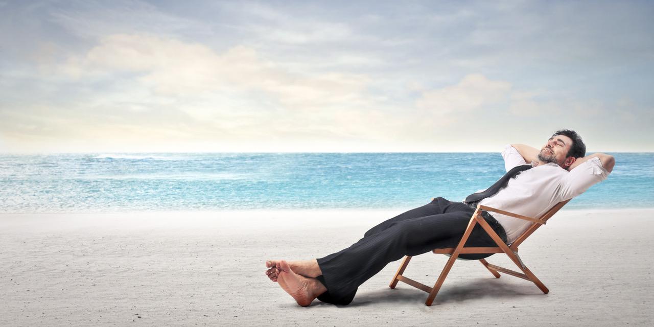 devi imparare a rilassarti!