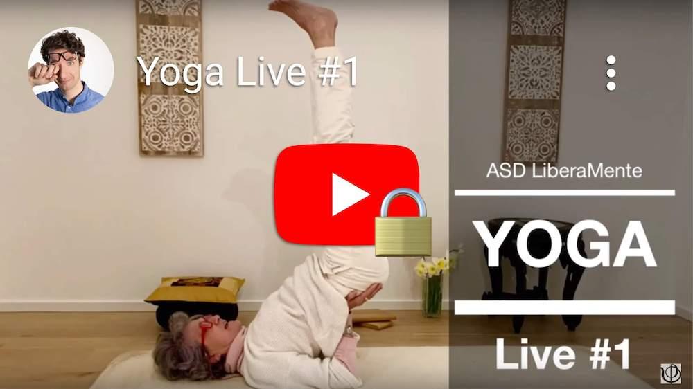 Video Lezione Yoga #1