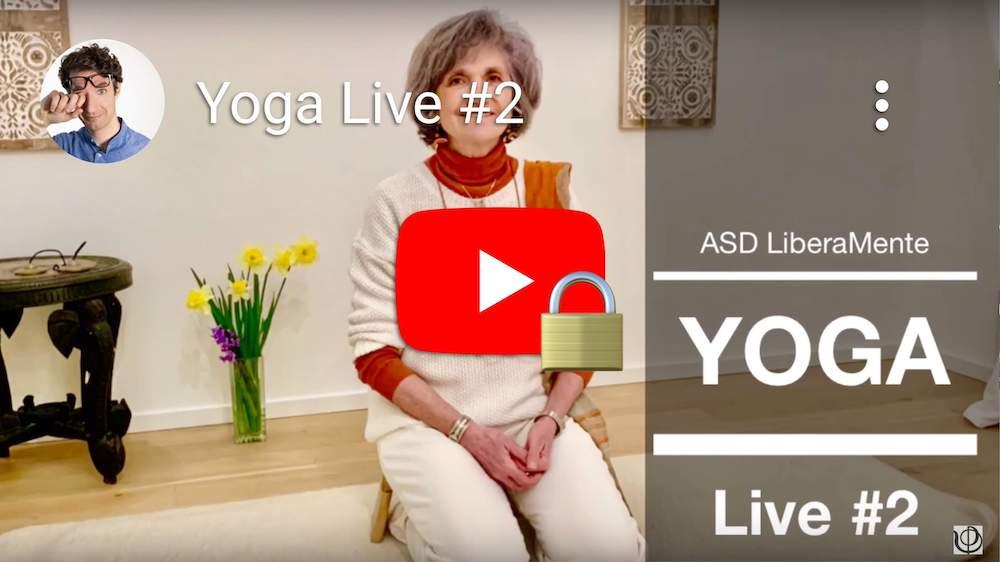 Video Lezione Yoga #2