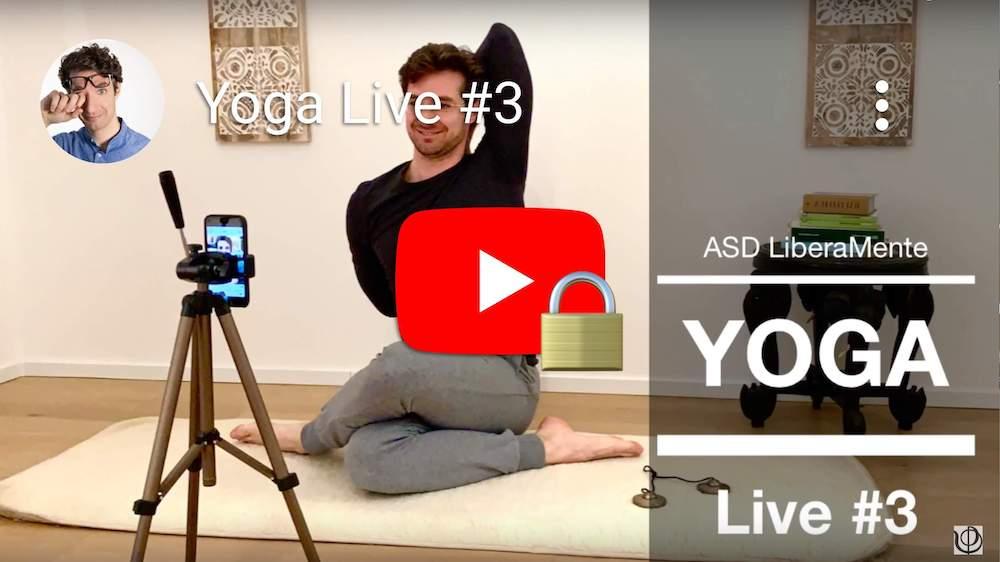 Video Lezione Yoga #3