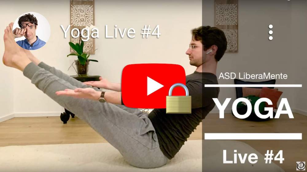 Video Lezione Yoga #4