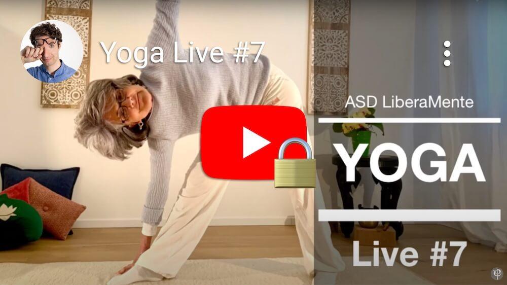 Yoga in diretta #7