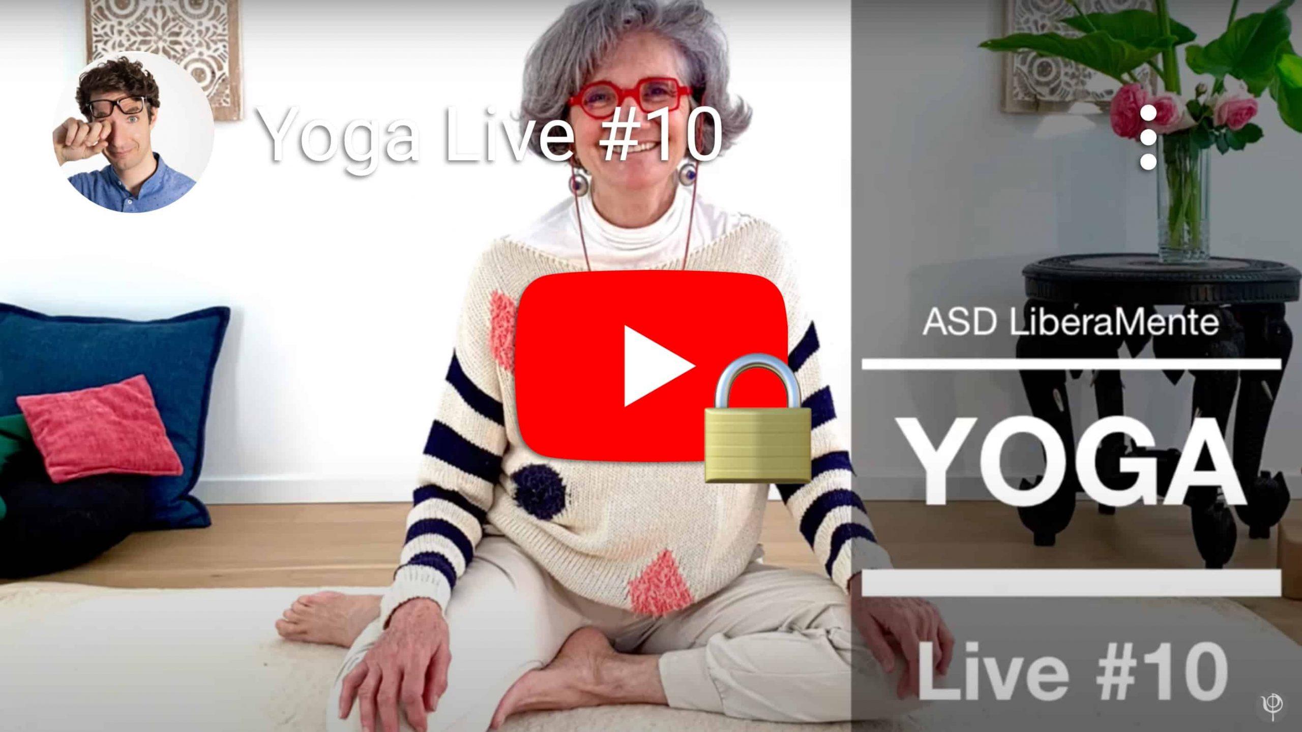 Yoga diretta Facebook #10