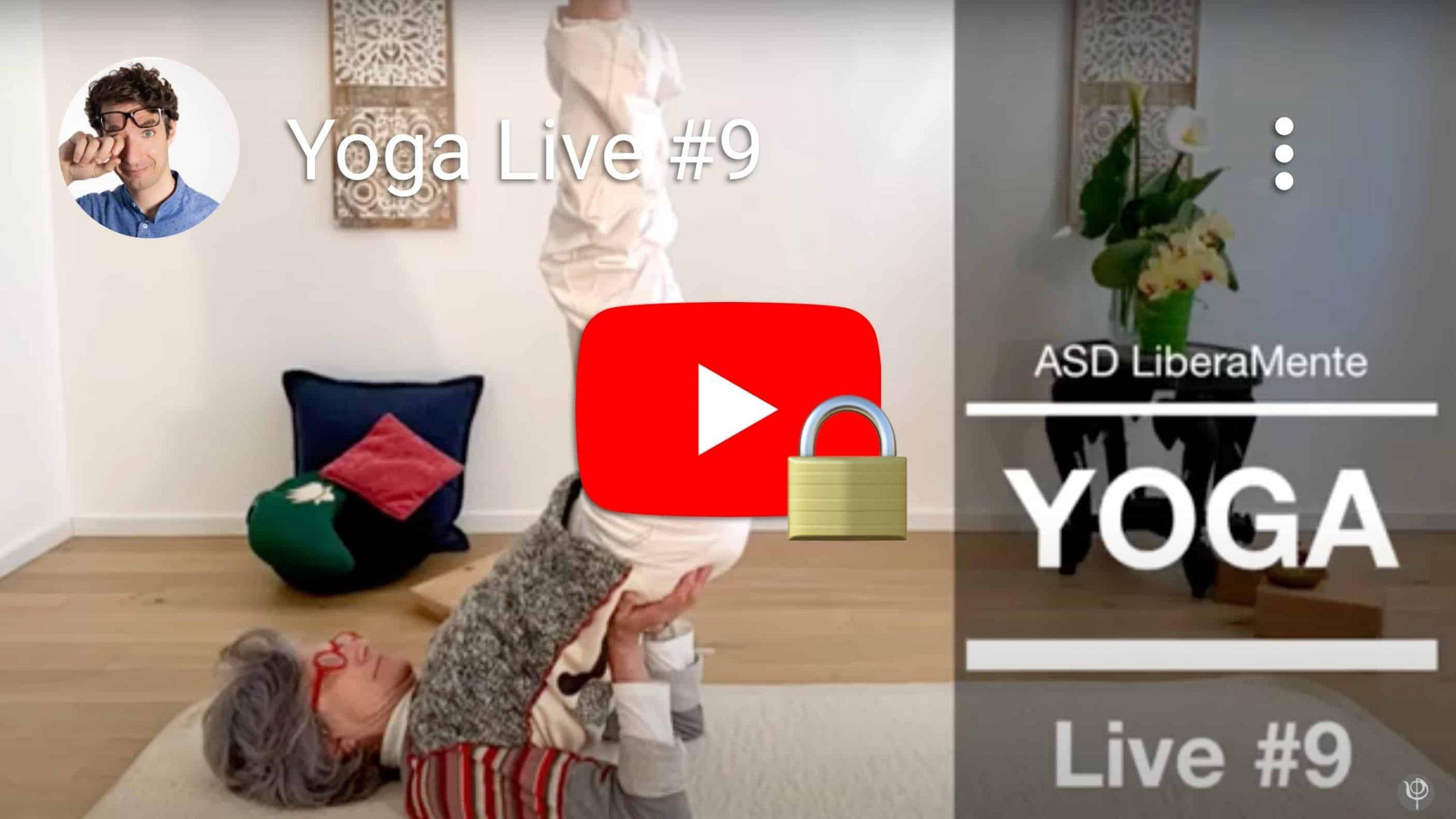 Yoga diretta Facebook #9