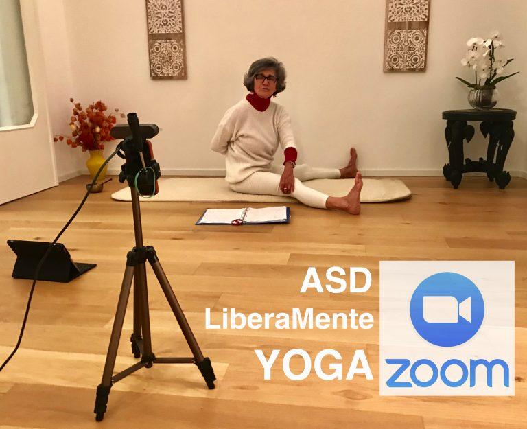 yoga diretta live zoom portogruaro venezia