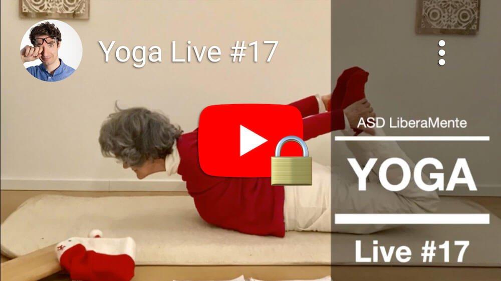 Video Yoga in diretta #17